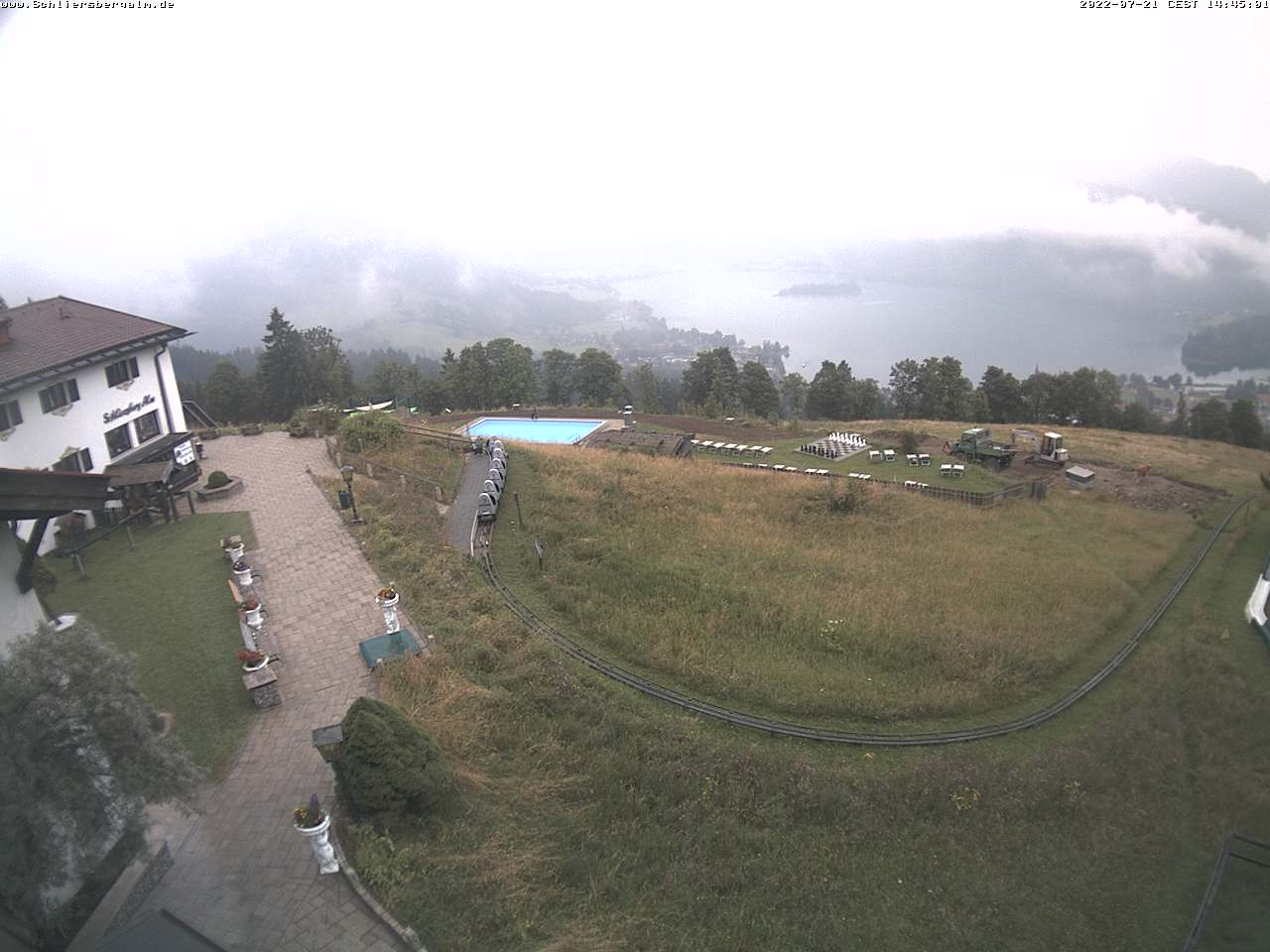 Schliersee, Schliersee Lake and Bavarian Alps